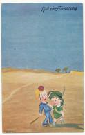 Carl Diehl Noch Eine Abrechnung Desert Oasis Enfant Guerre - Diehl, Carl