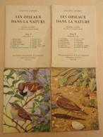 Editions Delachaux & Nestlé - Léo-Paul Robert - Les Oiseaux Dans La Nature - Série 1 Et 2 - Natur