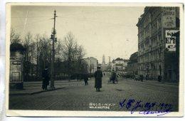FINLANDE HELSINKI Militaire Anim Rue Ville 1923 écrite  Tirage CARTE PHOTO      /D12-2016 - Finland
