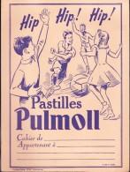 Protège Cahier -  Pastilles Pulmoll - Produits Pharmaceutiques