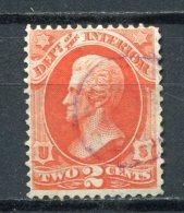 USA Porto Nr.16              O  Used       (6293) - Officials