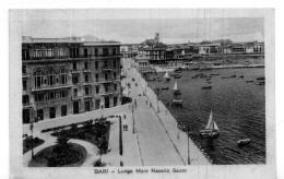 Bari -  Lungo Mare Nazario Sauro  (formato Piccolo) - Bari
