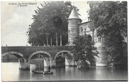 Grand-Bigard NA3: Château. L'Entrée 1909 - Dilbeek