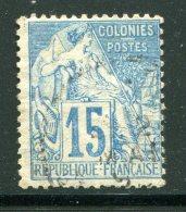 COLONIE GENERALE- Y&T N°51- Oblitéré - Alphée Dubois