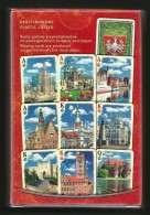 Playing Cards From Poland, Towns And Castles, New, Sealed - Playing Cards (classic)
