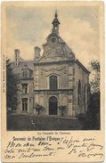 Souvenir De Fontaine L'Evêque NA8: La Chapelle Du Château 1900 - Fontaine-l'Evêque