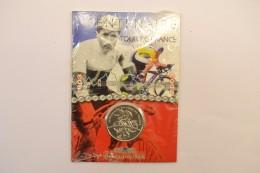 Centenaire Du Tour De France, Monnaie De Paris 1903 2003 Argent 1/4 Euros, Sous Coincard Blister - Monnaie De Paris