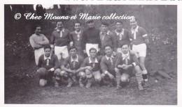 ROQUEFORT 1934 - EQUIPE DE FOOT - FOOTBALL - AVEYRON 12 - PHOTO 11 X 7 CM - Sport