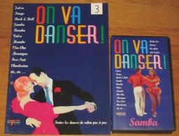Cassette Vidéo Samba + Livret - Videocesettes VHS