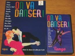 Cassette Vidéo Tango + Livret - Videocesettes VHS