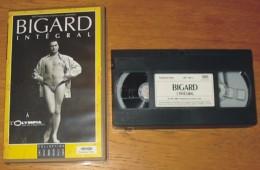 Cassette Vidéo Bigard Intégral - Comedy