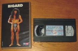 Cassette Vidéo Bigard Des Animaux Et Des Hommes - Comedy