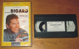 Cassette Vidéo Bigard Oh Ben Oui - Comedy