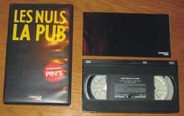 Cassette Vidéo Les Nuls Et La Pub - Comedy