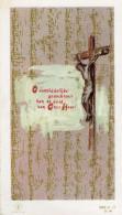 Communieprentje / Communie / Communion / Vormsel / Confirmation / Godelieve Hollanders / Tongeren / 1962 - Communie