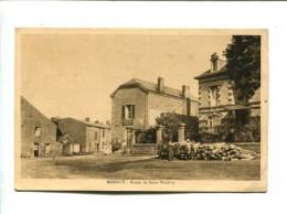 CP - MARGUT (08) ROUTE DE SAINT WALFROY - France