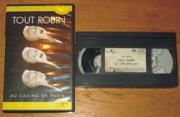 Cassette Vidéo Tout Robin - Comedy