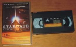 Cassette Vidéo Stargate La Porte Des étoiles - Sci-Fi, Fantasy