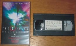Cassette Vidéo The X Files Collection Saison 1  : 4 épisodes - Sci-Fi, Fantasy