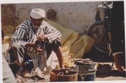 AFRIQUE DU NORD,MAGHREB,TUNISIE,METI ER,MARCHAND DE FERRAILLE,TUNIS,SERRURIER ,VIEL HOMME,DEBROUILLARD - Lieux
