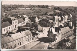 22 Loguivy-plougras Les Ecoles Et La Mairie - Autres Communes