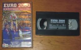 Cassette Vidéo Foot Euro 2000 - Sports