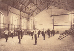 Morlanwelz - Athénée - Le Gymnase (1909) Animée - Morlanwelz