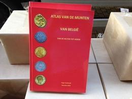 Atlas Der Munten Van Belgie, Door Hugo Vanhoudt 2007 - Books & Software