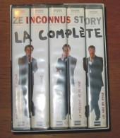 Cassette Vidéo Coffret Ze Inconnus Story La Complète - Comedy