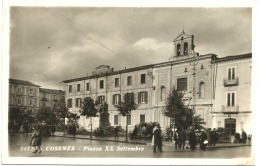 COSENZA - PIAZZA  XX SETTEMBRE - Cosenza