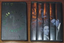 Cassette Vidéo Coffret X Files Saison 2 - Science-Fiction & Fantasy