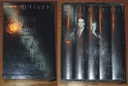 Cassette Vidéo Coffret X Files Saison 3 - Ciencia Ficción Y Fantasía