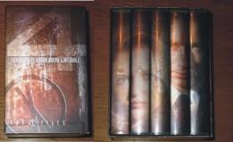 Cassette Vidéo Coffret X Files Saison 4 - Ciencia Ficción Y Fantasía