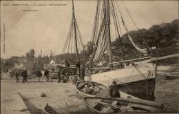 29 - PONT-AVEN - Bateau - Pont Aven