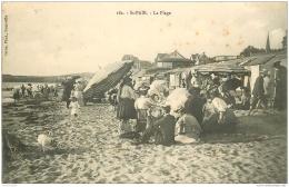 50 SAINT-PAIR-SUR-MER. La Plage 1906 - Saint Pair Sur Mer
