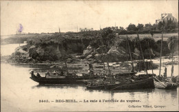 29 - BEG-MEIL - Bateau Vapeur - Beg Meil