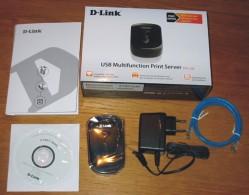 Informatique USB Multifonction Print Server DPR-1020 D-Link Neuf - Technical