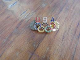 U S A - Jeux Olympiques