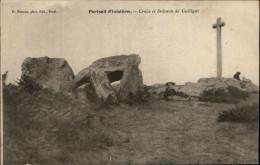 29 - PORTSALL - Dolmen - France