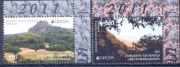 2011. Mountainous Karabakh, Europa 2011, 2v, Mint/** - Armenia