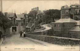35 - DINARD - Rue Coppinger - Félix Potin - Dinard