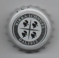 Tappo A Corona Birra Ichnusa Dal 1912 Brau Piwo Alus Biere Bier Cerveza Beer - Kronkorken, Crown Cap, Capsule - Birra