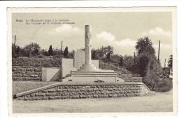 Anthisnes Hody Lle Monument Des Victimes De La Barbarie Allemande - Anthisnes