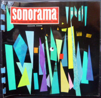 SONORAMA NOEL 1961 BRASSENS  REGINE LE TWIST BIEN COMPLET DES DISQUES  N° 35  1961TBE - Unclassified