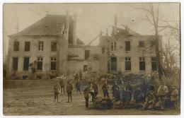 Gussainville, WK I.,  Foto Karte - Guerre 1914-18