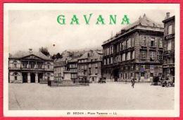08 SEDAN - Place Turenne - Sedan