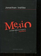 MEDIO EQUILIBRIO AUTOGRAFIADA JONATAHAN INDIBO EDITORIAL DUNKEN 86  PAG ZTU. - Boeken, Tijdschriften, Stripverhalen