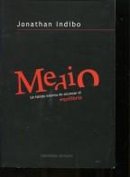 MEDIO EQUILIBRIO AUTOGRAFIADA JONATAHAN INDIBO EDITORIAL DUNKEN 86  PAG ZTU. - Practical