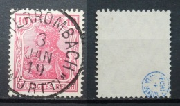 Dt.Reich 1905 Württemberg Mi.Nr. 86I / Stempel Geprüft !    (H124) - Usados