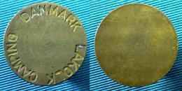03371 GETTONE TOKEN JETON DENMARK LAKOLK CAMPING DANMARK - Jetons En Medailles